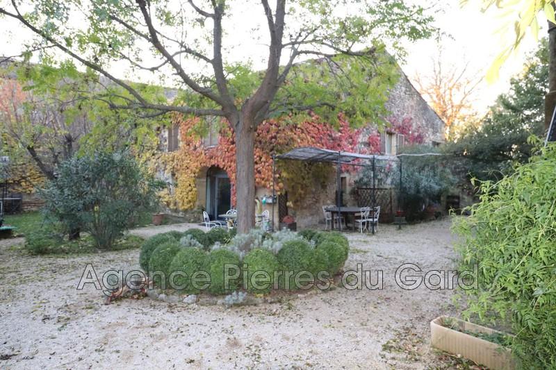 Photo Maison vigneronne Uzès Est uzès,   achat maison vigneronne  8 chambres   450m²