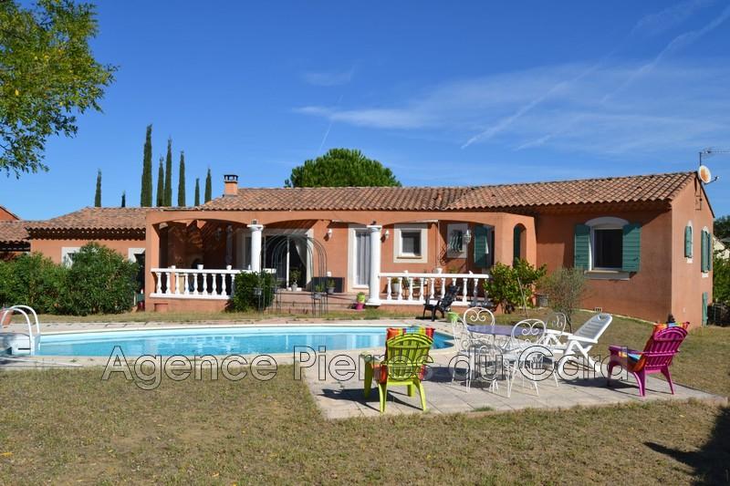 Photo Villa Saint-Victor-la-Coste Village,   achat villa  4 chambres   130m²