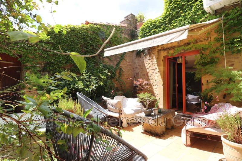 Photo Maison en pierre Uzès Sud uzès  15 km,   achat maison en pierre  4 chambres   140m²