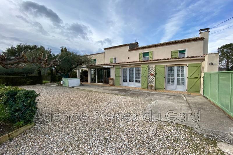 Photo Maison Saint-Quentin-la-Poterie Village,   achat maison  7 chambres   180m²