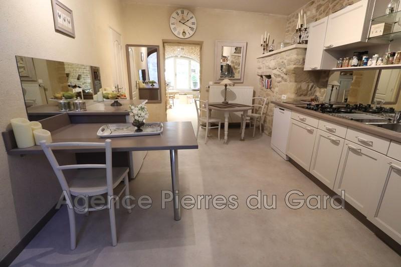 Photo Maison de village Montaren-et-Saint-Médiers Ouest uzès,   achat maison de village  2 chambres   110m²