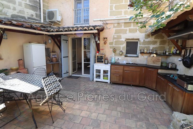 Photo Maison de village Saint-Quentin-la-Poterie Nord ouest,   achat maison de village  3 chambres   155m²
