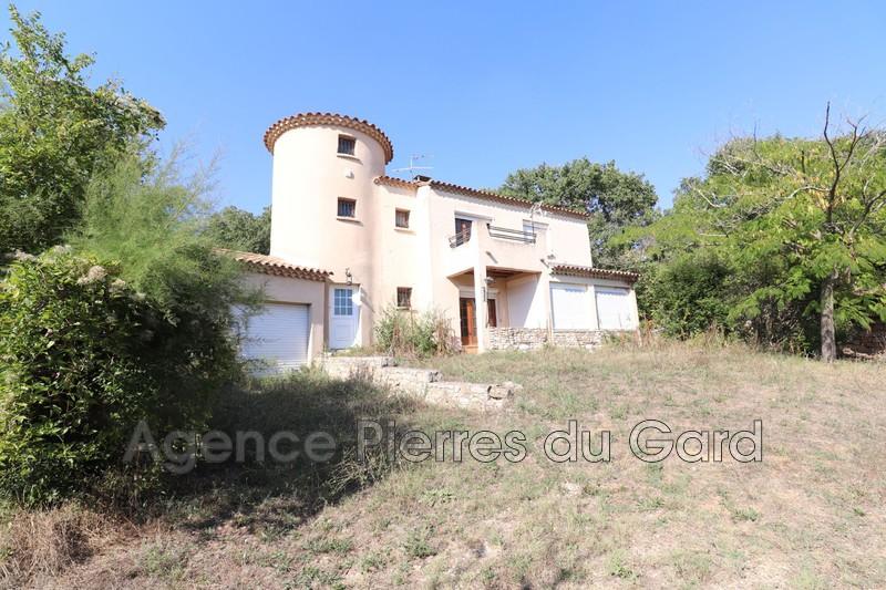 Photo House Aubussargues Sud ouest uzès,   to buy house  4 bedrooms   140m²