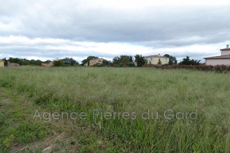 Photo Land Uzès Nord uzès,   to buy land   1200m²