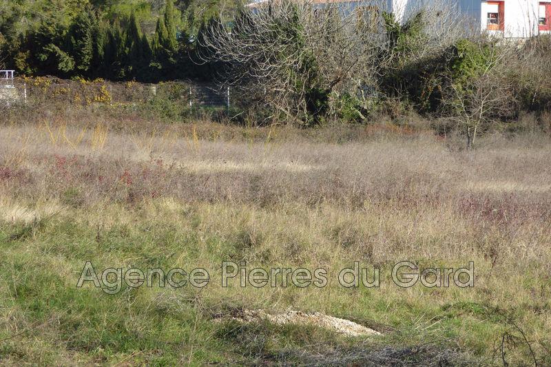 Photo Terrain à bâtir Uzès   achat terrain à bâtir   800m²