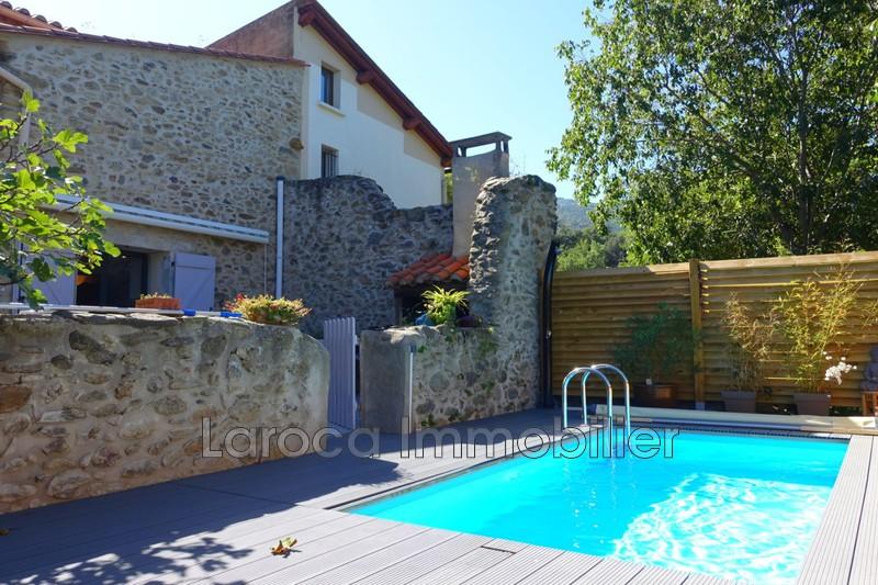 Photo House Laroque-des-Albères   to buy house  3 bedroom   110m²