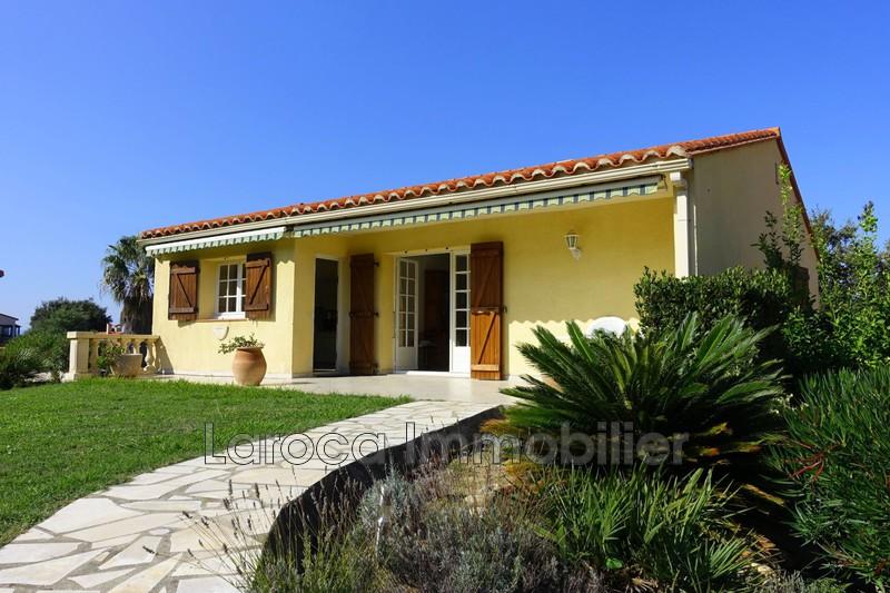 Photo Villa Laroque-des-Albères   achat villa  3 chambres   107m²