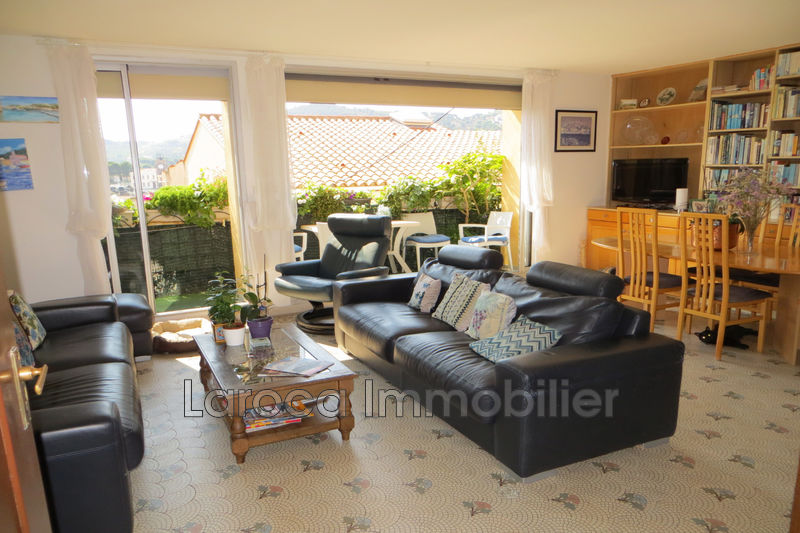 Photo n°1 - Vente appartement Port-Vendres 66660 - 286 000 €