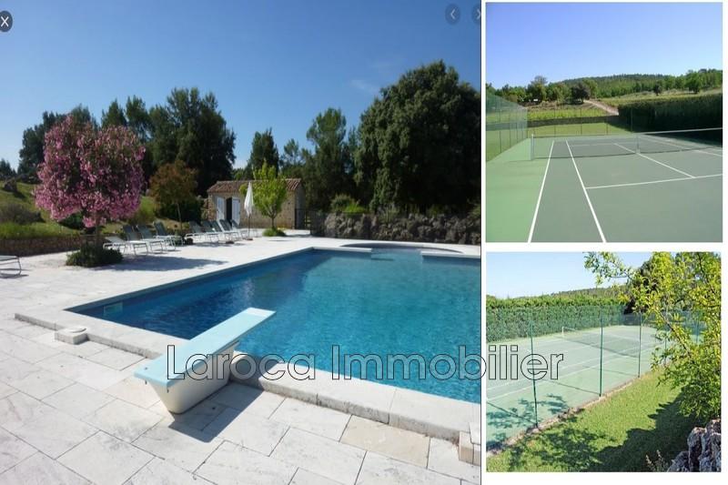 Photo n°9 - Vente appartement Lorgues 83510 - 370 000 €
