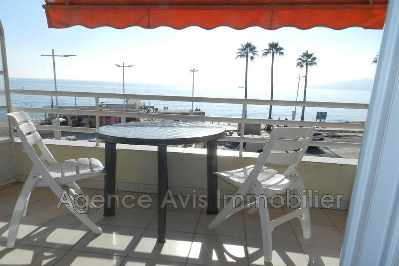 Photo Appartement Juan-les-Pins Front de mer,   achat appartement  1 pièce   31m²
