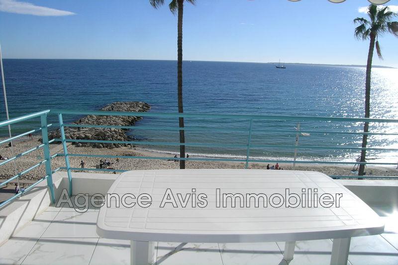 Photo Apartment Juan-les-Pins Bord de mer,   to buy apartment  2 room   50m²