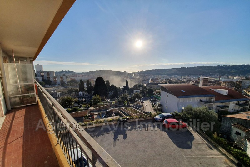 Photo Apartment Vallauris Proche centre,   to buy apartment  3 room   53 m²
