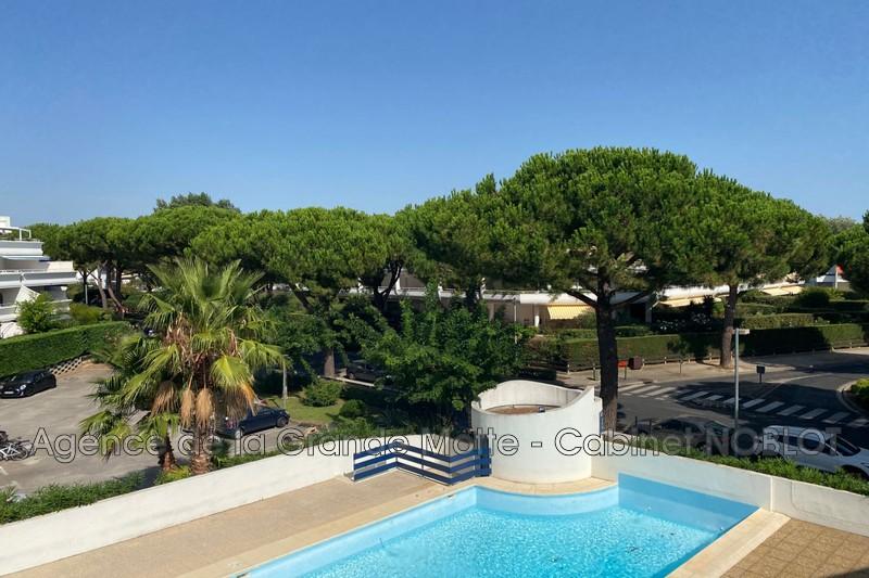 Appartement La Grande-Motte Golf,  Location appartement  2 pièces   26m²
