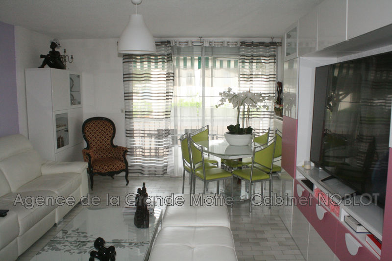 Photo Apartment La Grande-Motte Ponant,  Rentals apartment  3 rooms   69m²