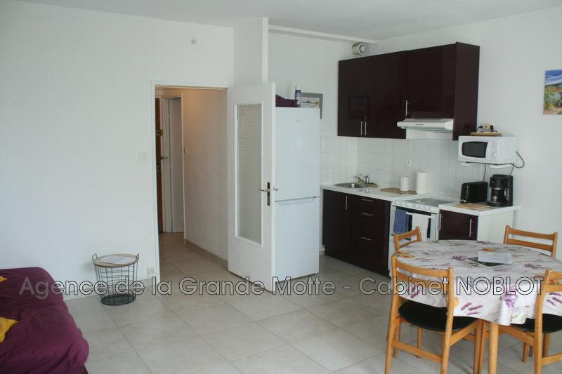 Photo Appartement La Grande-Motte Centre ville,  Location appartement  1 pièce   34m²