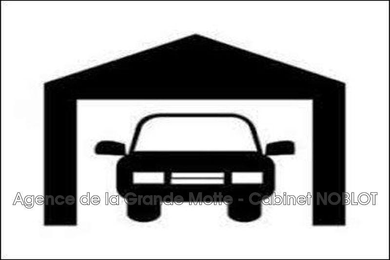 Photo Garage en sous sol La Grande-Motte Centre ville,  Location garage en sous sol