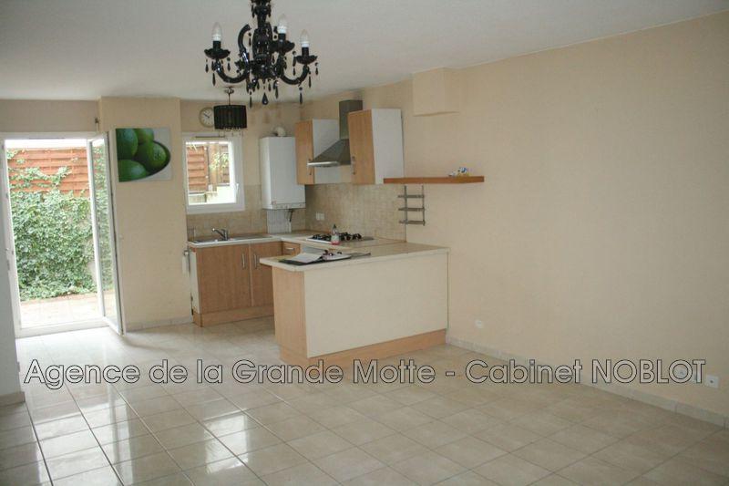 Villa La Grande-Motte  Location villa  2 chambres   80m²