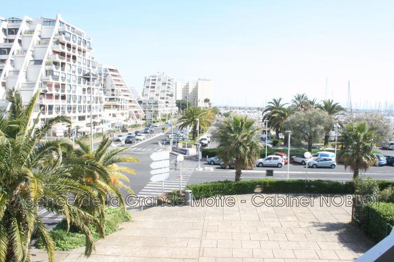 Appartement La Grande-Motte Centre ville,  Location appartement  2 pièces   40m²