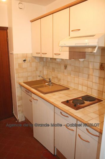 Photo n°2 - Location appartement La Grande-Motte 34280 - 430 €