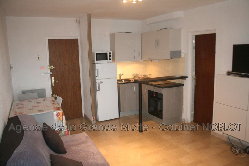 Photo Apartment La Grande-Motte Centre ville,   to buy apartment  2 rooms   35 m²