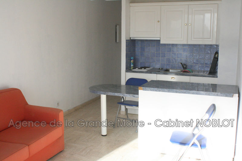 Photo n°6 - Vente appartement La Grande-Motte 34280 - 75 000 €