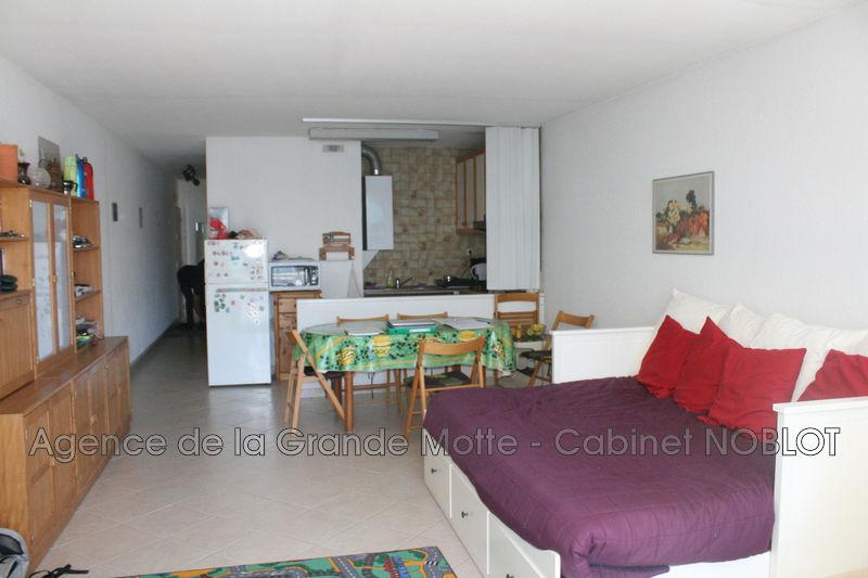 Photo Appartement La Grande-Motte Centre ville,   achat appartement  2 pièces   48m²