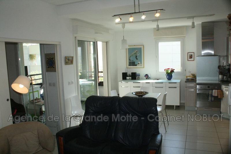 Photo Appartement La Grande-Motte Point zéro,   achat appartement  3 pièces   55m²