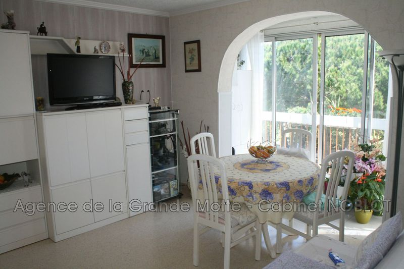 Appartement La Grande-Motte Point zéro,  Viager appartement  2 pièces   36 m²