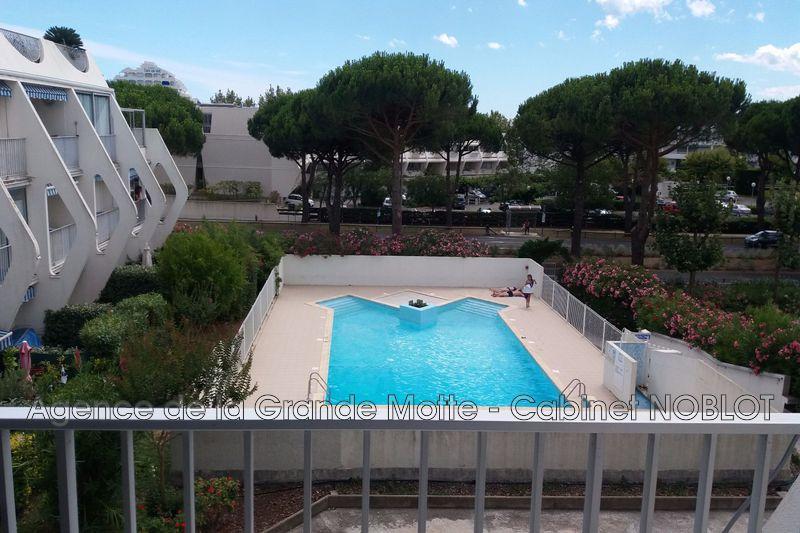 Appartement La Grande-Motte Couchant,   achat appartement  2 pièces   28m²