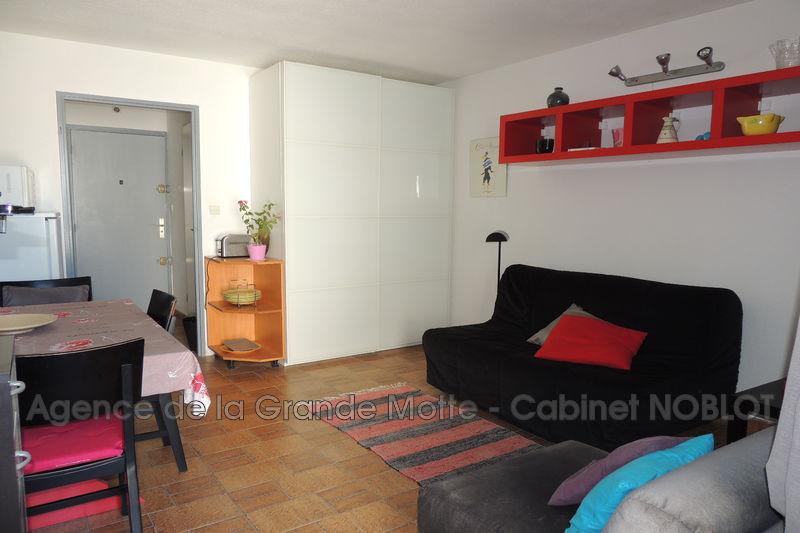 Photo Appartement La Grande-Motte Centre ville,   achat appartement  1 pièce   19m²