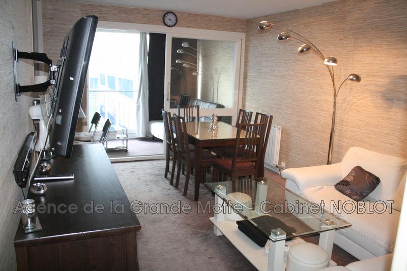 Appartement La Grande-Motte Centre ville,   achat appartement  2 pièces   44m²