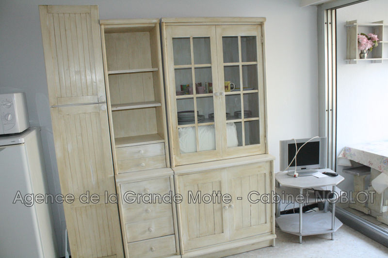 Photo n°5 - Vente appartement La Grande-Motte 34280 - 64 000 €