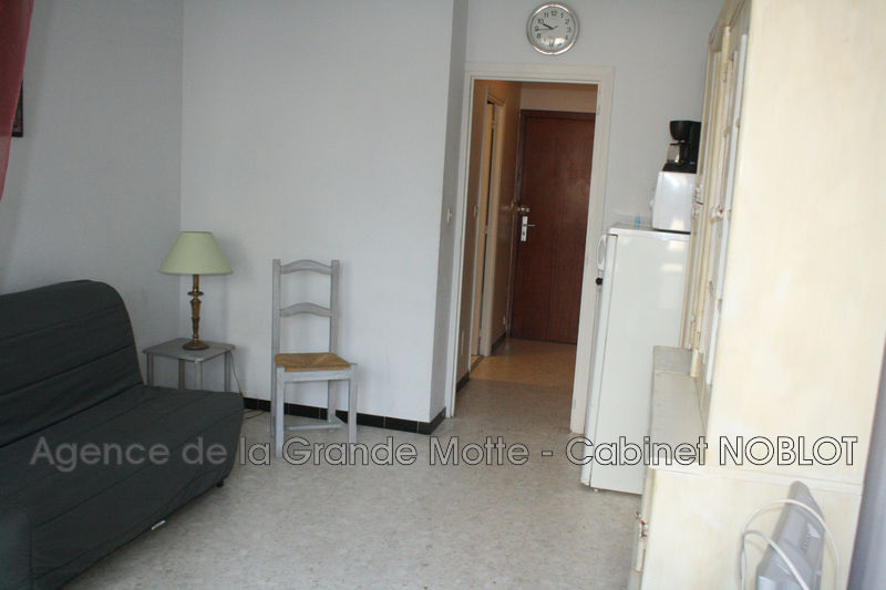 Photo n°2 - Vente appartement La Grande-Motte 34280 - 64 000 €