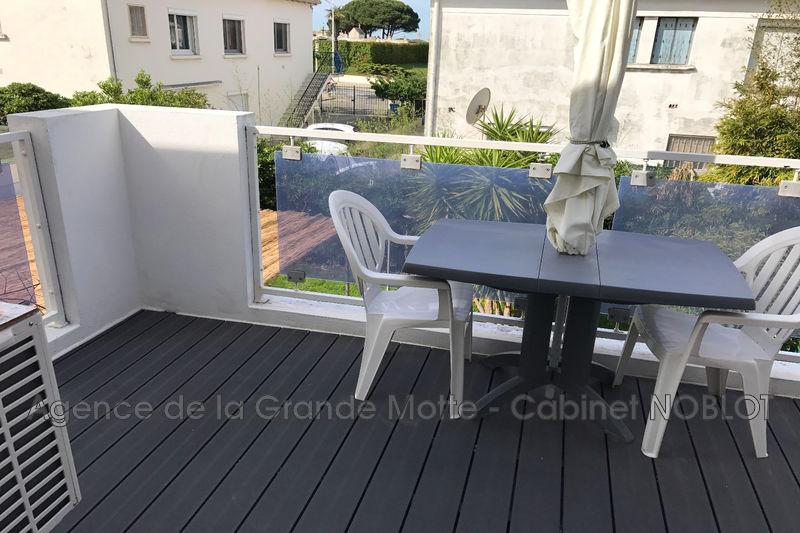 Photo n°1 - Vente appartement Le Grau-du-Roi 30240 - 232 000 €