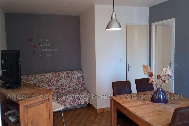 Photo Appartement La Grande-Motte Centre-ville,   achat appartement  2 pièces   35m²