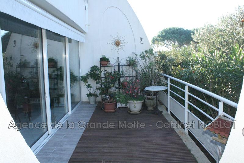 Appartement La Grande-Motte Couchant,   achat appartement  2 pièces   74m²