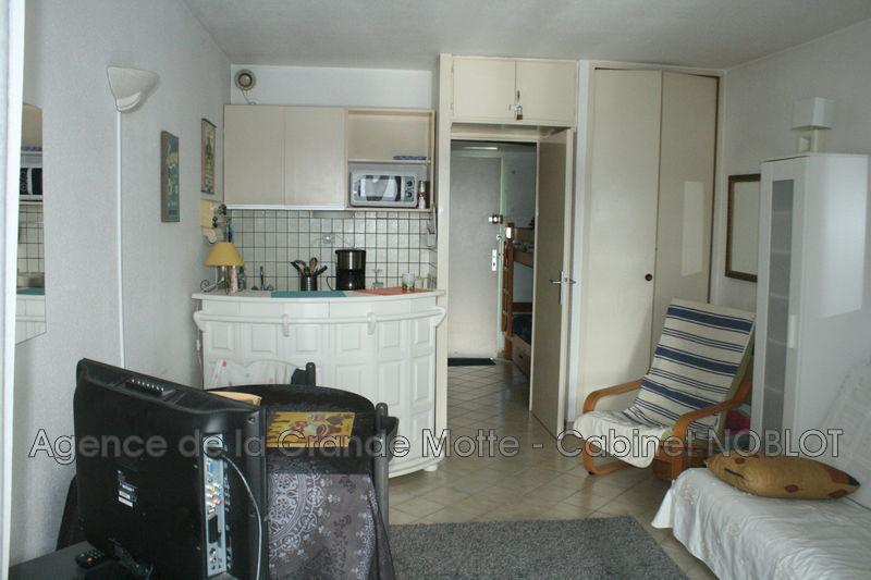 Appartement La Grande-Motte Ponant,   achat appartement  1 pièce   22m²