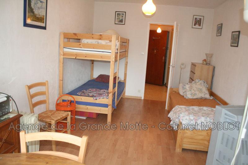 Photo Appartement La Grande-Motte Ponant,   achat appartement  1 pièce   24m²