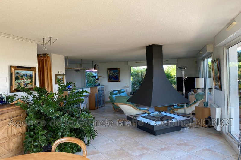 Appartement La Grande-Motte Golf,   achat appartement  4 pièces   126m²