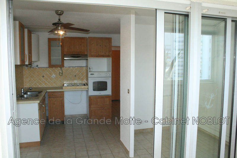 Photo n°5 - Vente appartement La Grande-Motte 34280 - 97 000 €