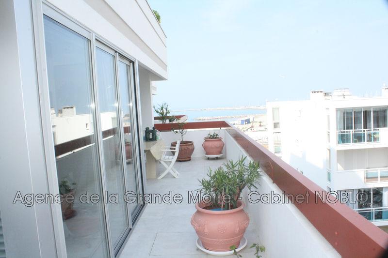 Photo Appartement La Grande-Motte Centre ville,   achat appartement  3 pièces   97m²