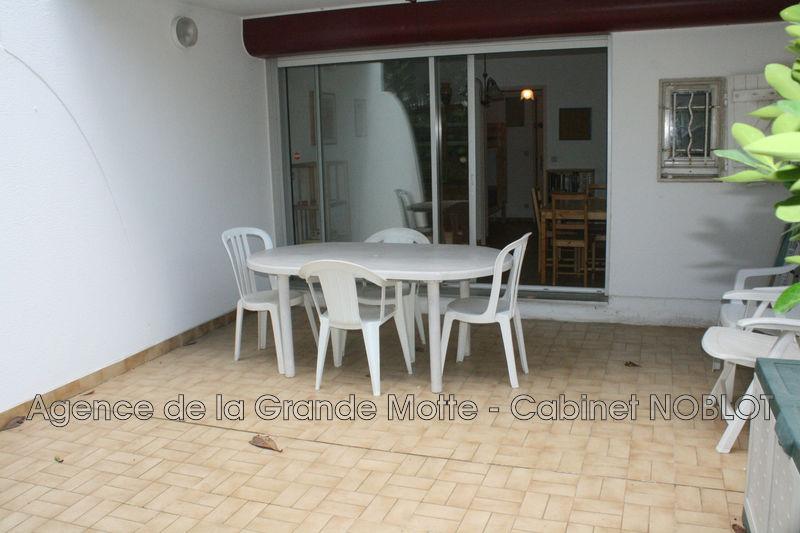 Appartement La Grande-Motte Couchant,   achat appartement  2 pièces   26m²
