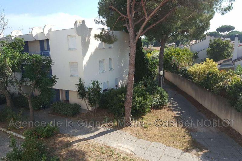 Appartement La Grande-Motte Ponant,   achat appartement  1 pièce   21m²