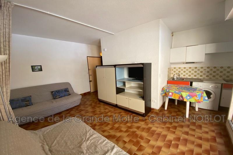 Photo Appartement La Grande-Motte Centre ville,   achat appartement  1 pièce   22m²