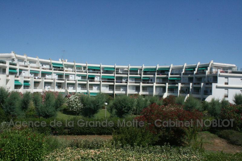 Photo Studio cabine La Grande-Motte Couchant,   achat studio cabine  1 pièce   20m²