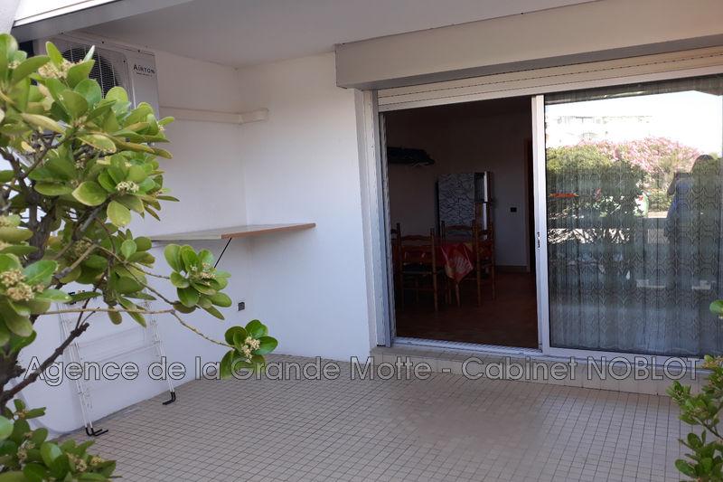 Photo Studio cabine La Grande-Motte Levant,   achat studio cabine  1 pièce   27m²