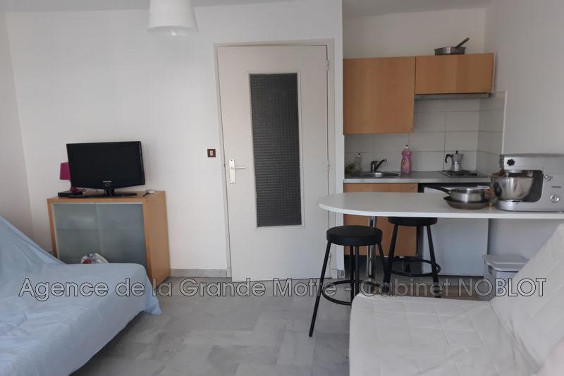 Photo Appartement La Grande-Motte Centre ville,   achat appartement  1 pièce   21m²