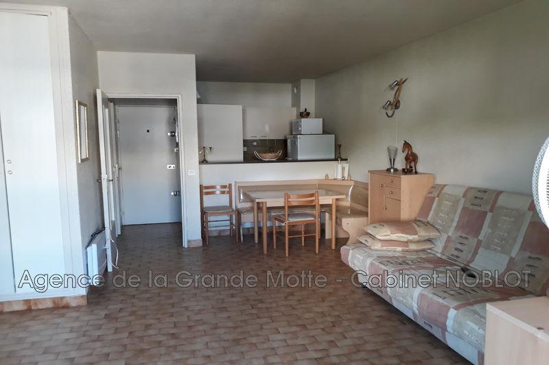 Photo Appartement La Grande-Motte Centre ville,   achat appartement  1 pièce   34m²
