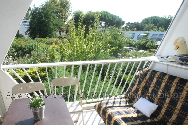 Photo Appartement La Grande-Motte Couchant,   achat appartement  1 pièce   21m²