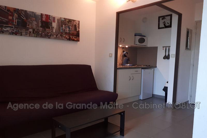 Photo Studio cabine La Grande-Motte Couchant,   achat studio cabine  1 pièce   23m²